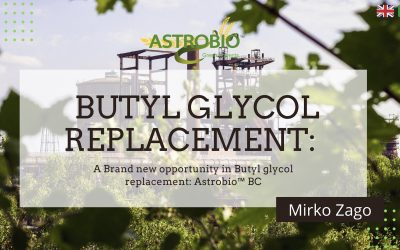 A Brand new opportunity in Butyl glycol replacement: Astrobio™ BC